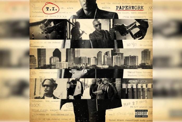 T.I. – Light Em Up (Rip Doe B) Ft. Pharrell & WatchTheDuck  – Paperwork 14